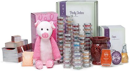 www.scentedflamelesscandles.ca - Scentsy Candles Canada