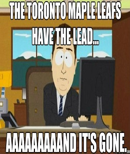 Toronto Maple Leafs Funny - South Park